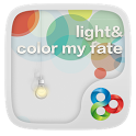 Light&Color  GO Launcher Theme icon