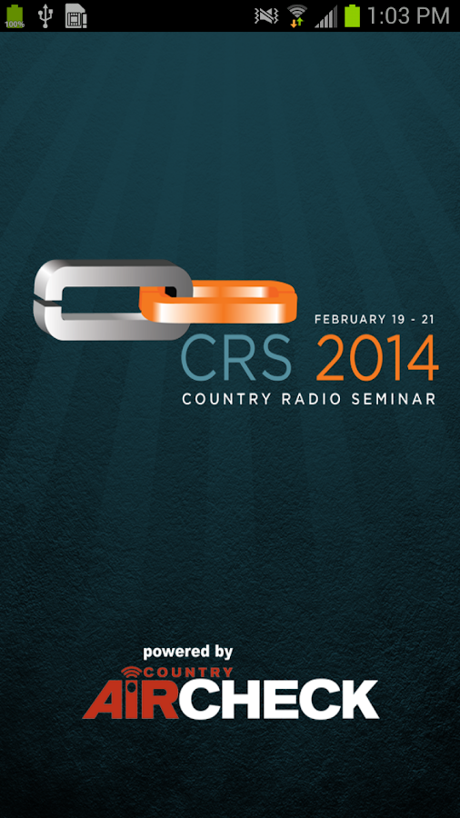 Country Radio Seminar 2014 - screenshot