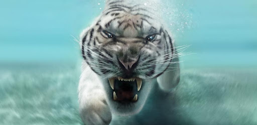 Tiger Live Wallpaper Apps On Google Play
