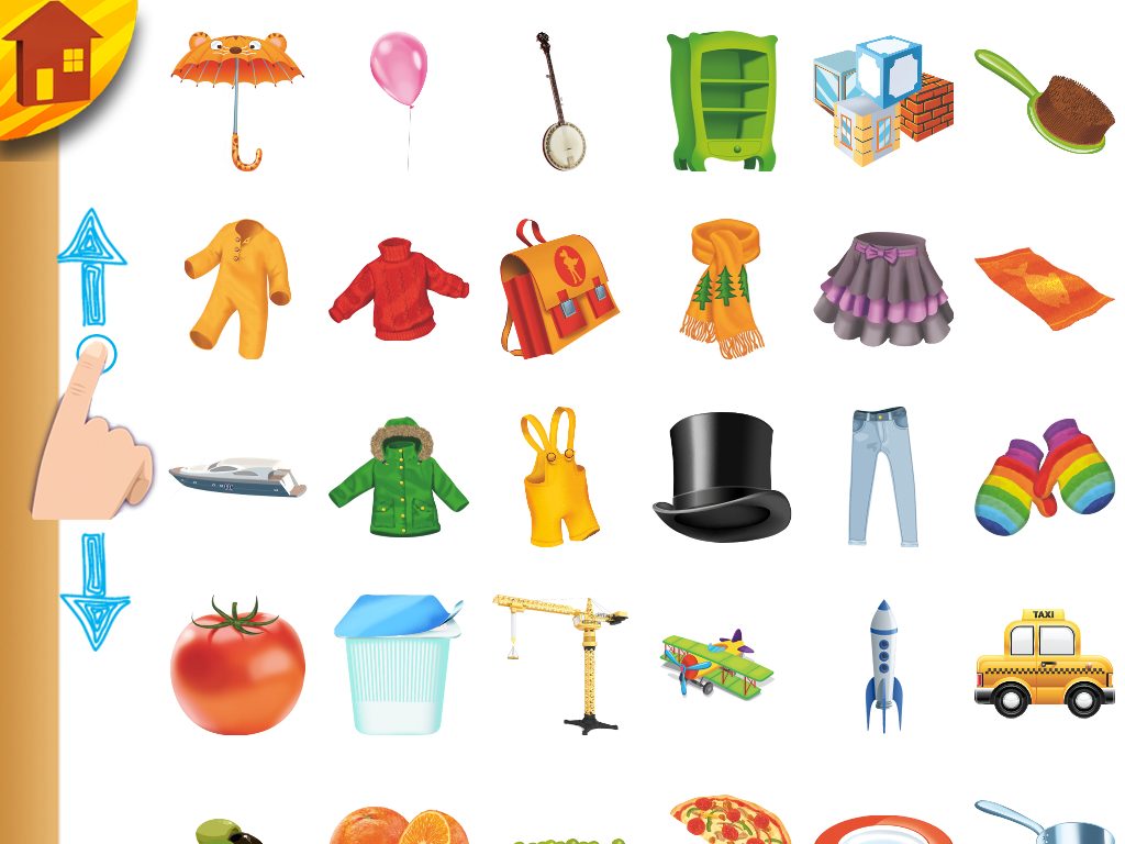 Learn The Alphabet With Zou Android Apps On Google Play