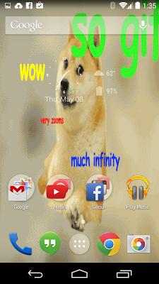 Live Doge Paper - screenshot