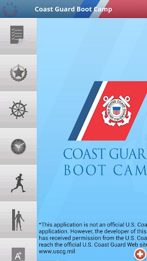 USCG Boot Camp