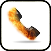 Theme fire Go Launcher ex