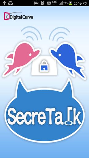 Chat messenger Secret Talk