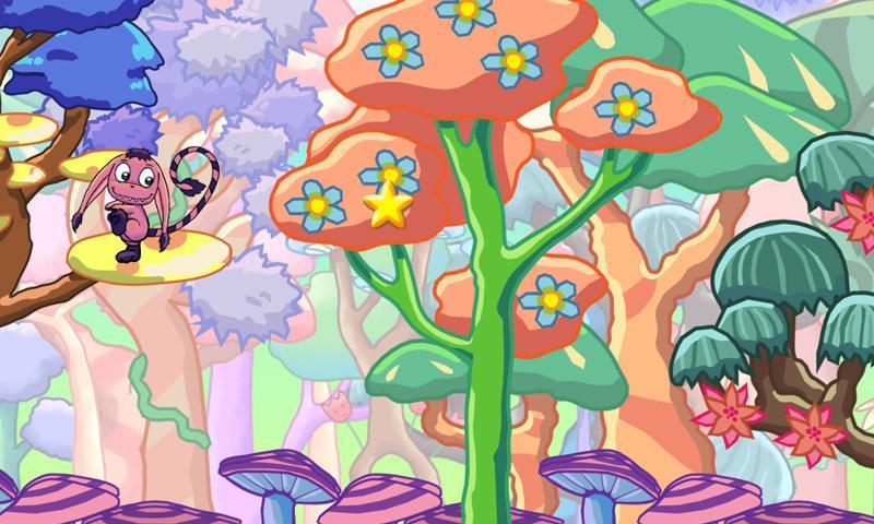 Cuddle Swing- screenshot