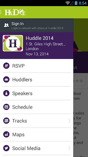 Huddle 2014