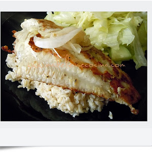 Fish with Garlic and Ginger