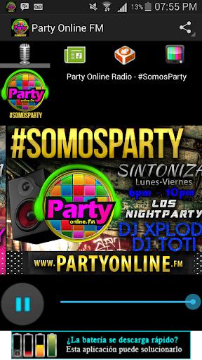 Party Online FM
