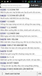 Karaoke Việt Nam có lời