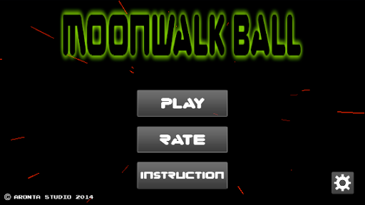 Moonwalk Ball