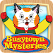 Busytown Mysteries - Interactive stories and games Icon