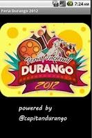 Screenshot of Feria Nacional Durango 2012