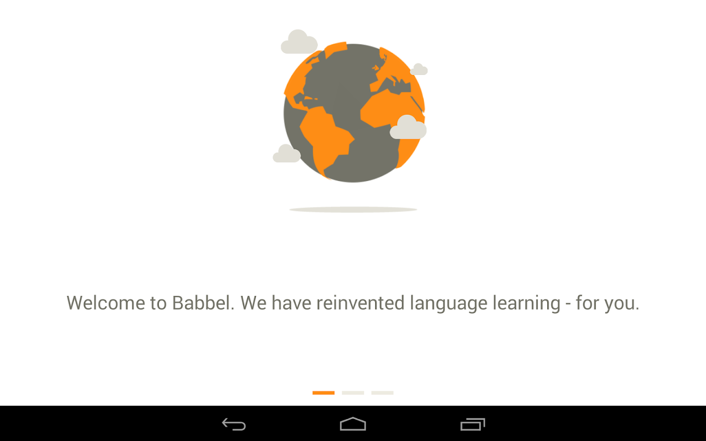 Learn Italian with Babbel- screenshot