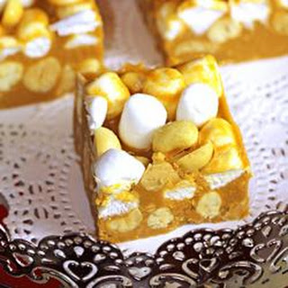Butterscotch Squares