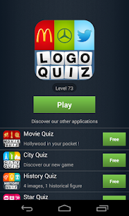 Logo Quiz - Guess the logo - screenshot thumbnail