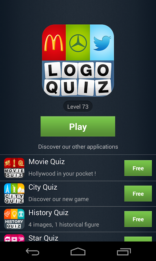 Logo Quiz- screenshot