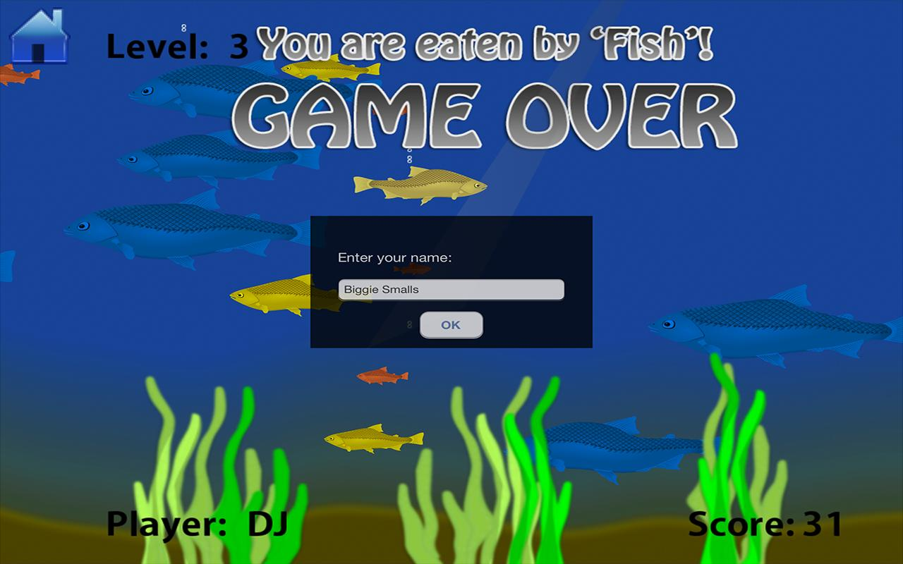 Fish Eat Fish - screenshot