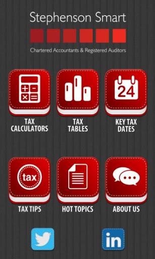 Stephenson Smart Tax App