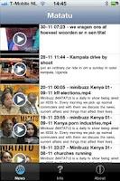 Screenshot of Matatu Kenya