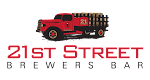 Logo for 21st Street Brewer's Bar