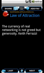 Law of Attraction -- Free - screenshot thumbnail