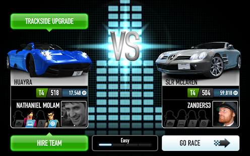 CSR Racing - screenshot thumbnail