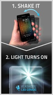 Flashlight LED Genius - screenshot thumbnail