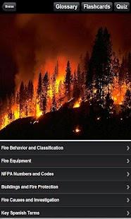 Fireman Pocket Guide & Quiz- screenshot thumbnail