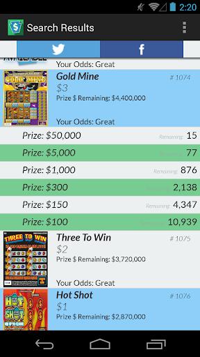 【免費生產應用App】PA Lotto Scratch Pro!-APP點子