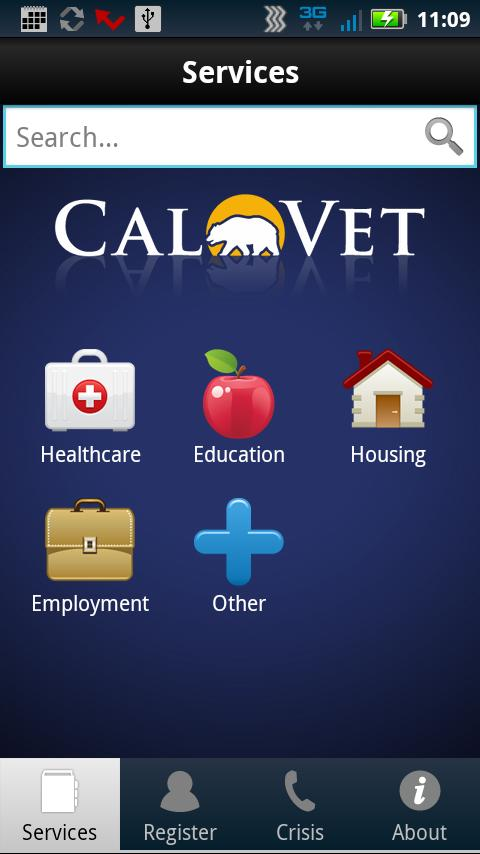 CalVet - screenshot