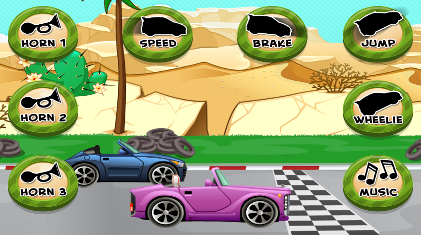 Car Game For Toddlers Kids Android Apps Appagg