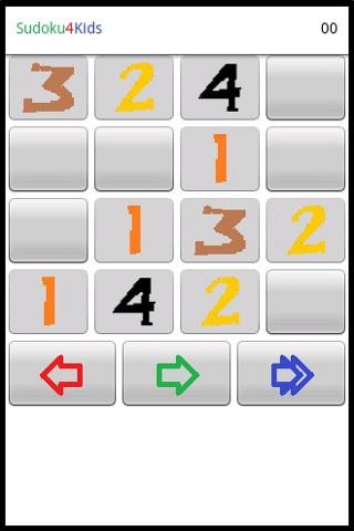 Sudoku4Kids- screenshot