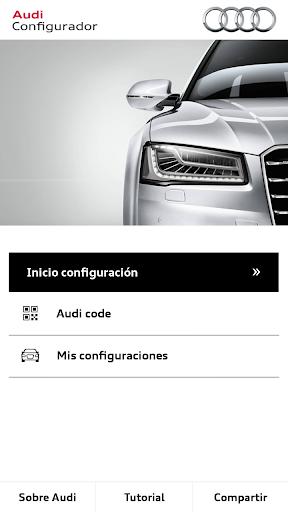 Audi Configurador