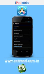 iPediatria - screenshot thumbnail