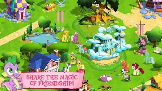 MY LITTLE PONY Screenshot 20