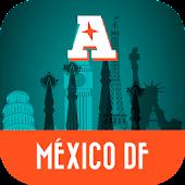 México D.F. guía mapa offline