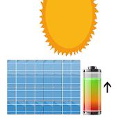 Battery Charging Solar Joke
