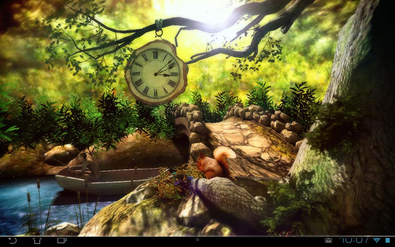 Wall Art Apk Download : Fantasy forest d pro lwp android apps on google play