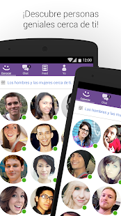MeetMe: Chat y nuevos amigos Screenshot