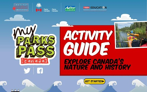 My Parks Pass Activity Guide- screenshot thumbnail