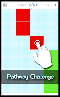 Screenshot of Tap the Red Tiles