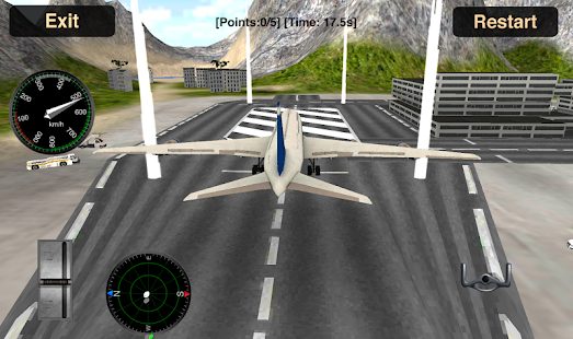 Flight-Simulator-Fly-Plane-3D 1