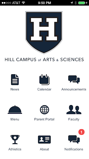 Hill Campus of Arts Sciences