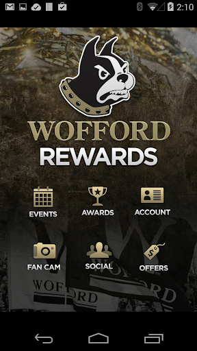 Wofford Rewards