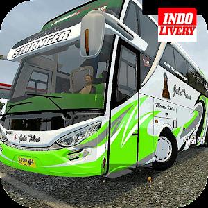 Livery Bussid SHD ES Simulator 2 Created by THX StudioPro