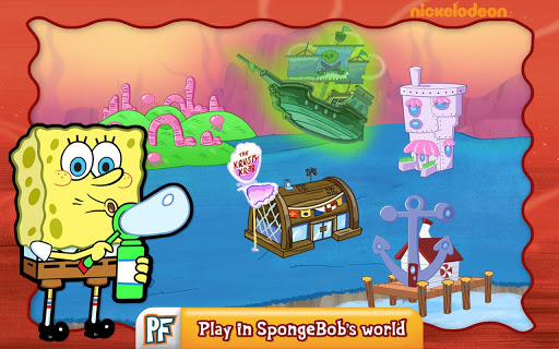 SpongeBob Diner Dash Apk Download Free for PC, smart TV