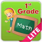 First Grade Math (Lite) icon