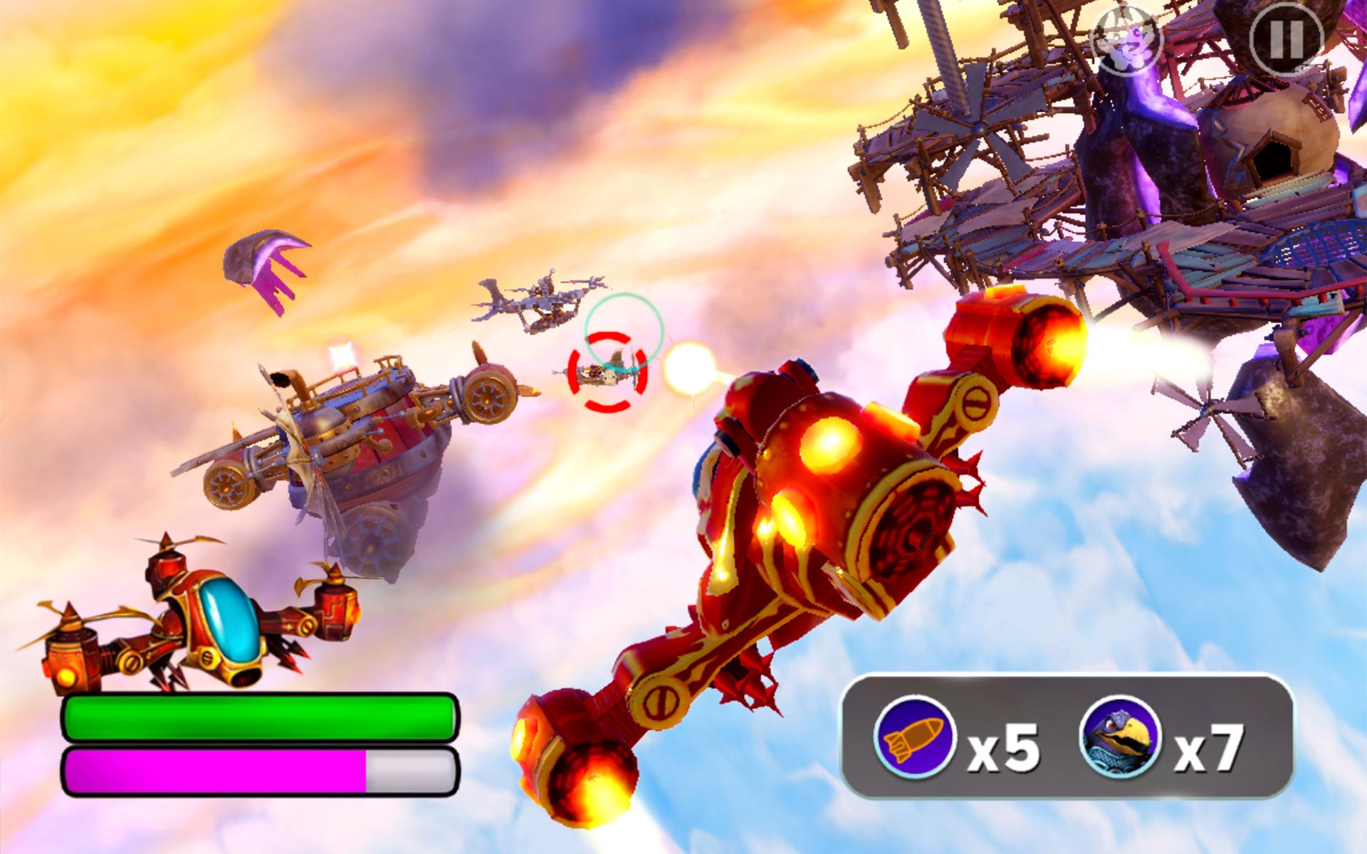 Skylanders Trap Team™ screenshot #15