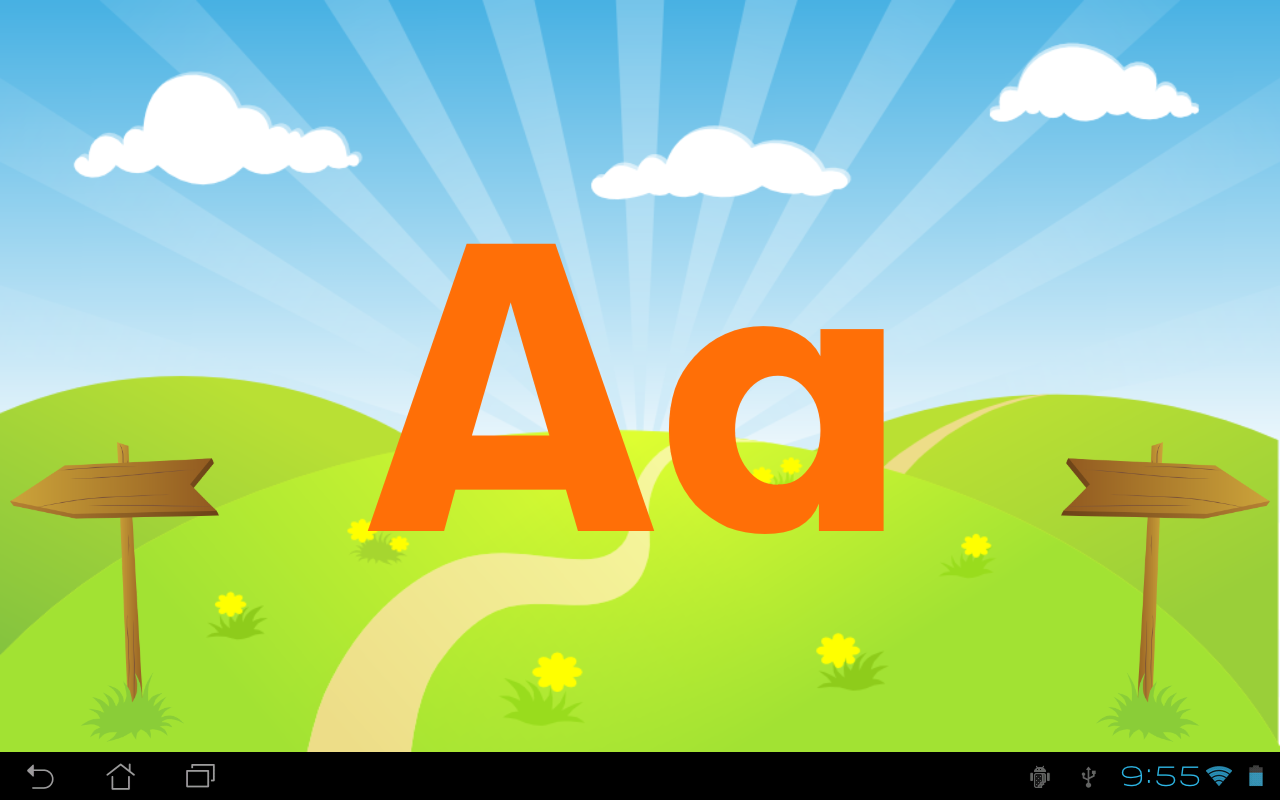 Kids ABC Letters SPECIAL - screenshot