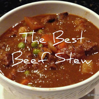 The Best Crock Pot Beef Stew.